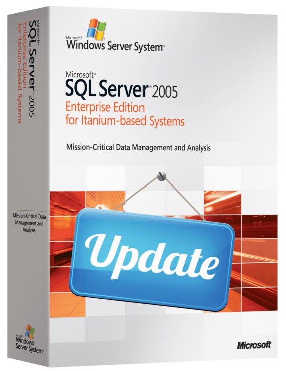 Компания Моноритм прекращает поддержку MS SQL Server 2005