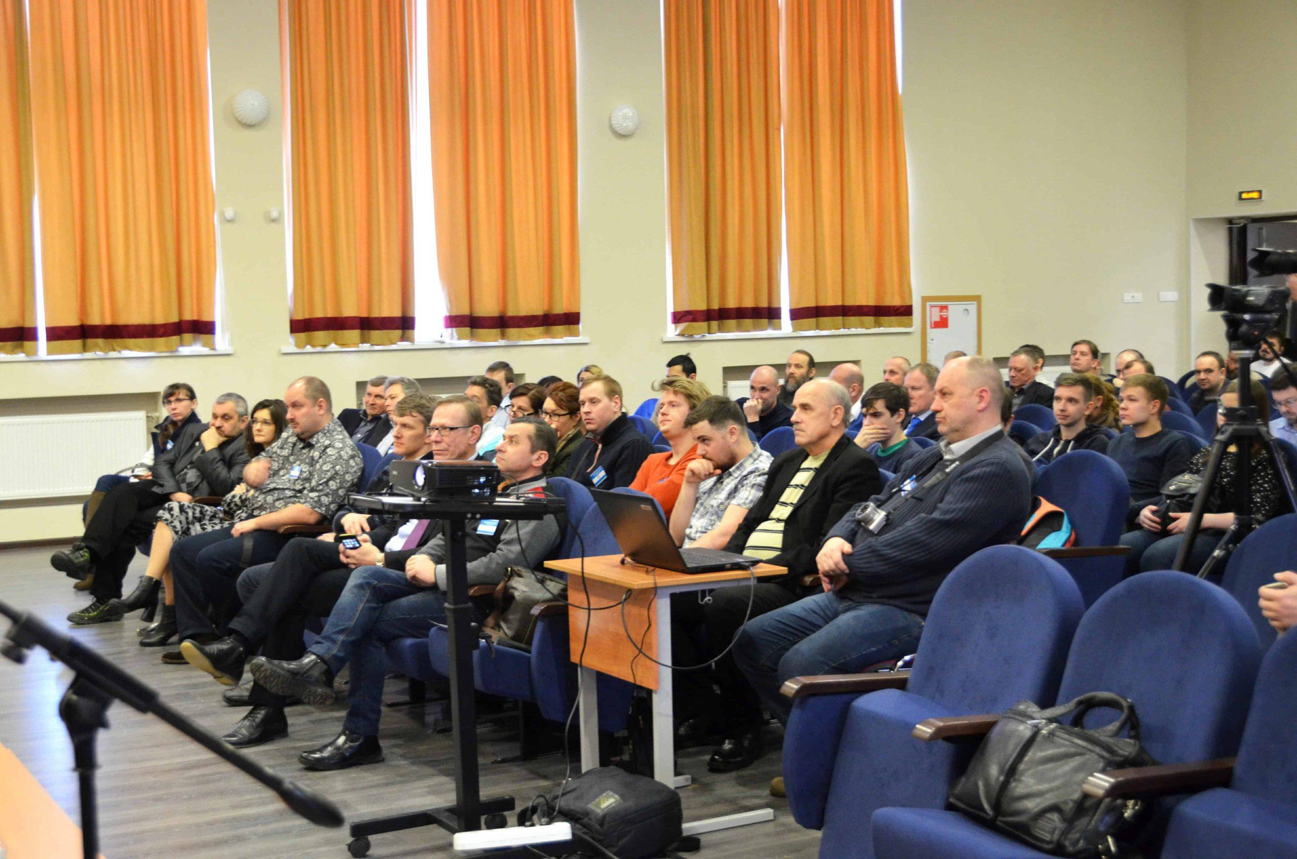 Конференция клуба директоров цифровых типографий СПБ 1-2.03.2018