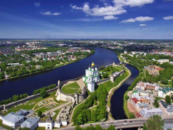 """Компания """"Моноритм"""" приняла участие в полиграфическом форуме во Пскове."""